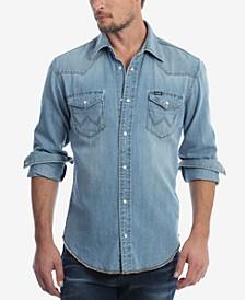 Men's Authentic Western Long Sleeve Shirt