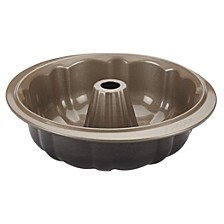 "Eminence Nonstick 9.5"" Fluted Mold Pan"