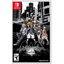 Nintendo Switch World Ends with You Final Remix