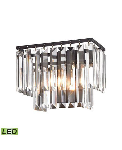 ELK Lighting Palacial 1 Light Vanity in Oil Rubbed Bronze