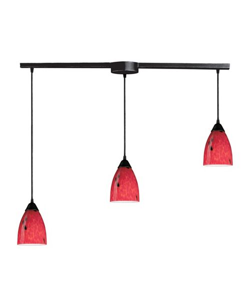 ELK Lighting Classico Collection - Fire Red