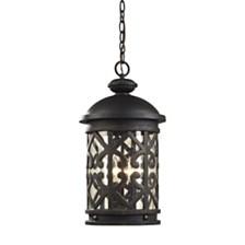 Tuscany Coast Collection 3 Light Lantern Pendant