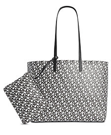 DKNY Brayden Signature Reversible Tote, Created for Macy's