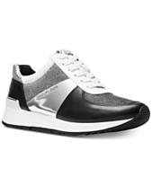 b58b3f903d70b MICHAEL Michael Kors Allie Trainer Sneakers
