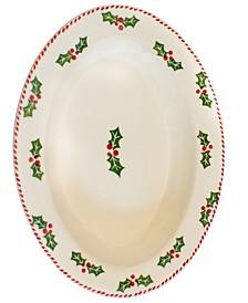 Natal Large Oval Platter
