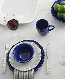 EuroCeramica Sarar Dinnerware Collection