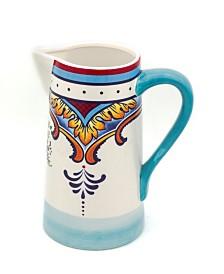 Euro Ceramica Zanzibar 2.5 Liter Pitcher
