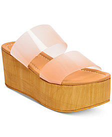 Steve Madden Women's Confession Wedge Sandals