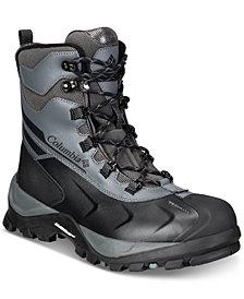 Columbia Men's Gunnison Plus Omni-Heat Hiking Waterproof Boots