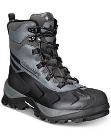 Columbia Men's Gunnison Plus Omni-Heat Hiking Waterproof Boots