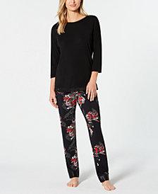 Sesoire Knit Pajama Set