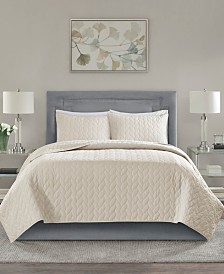 Madison Park Noel 3-Pc. King/California King Coverlet Set