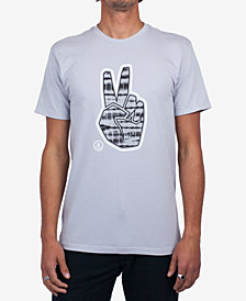 Neff Men's Peace Out Graphic T-Shirt