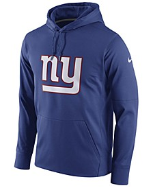 Men's New York Giants Performance Circuit Logo Essential Hoodie