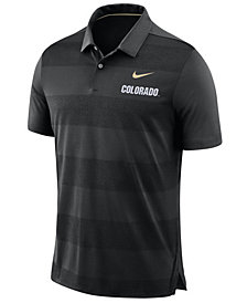 Nike Men's Colorado Buffaloes Early Season Coaches Polo