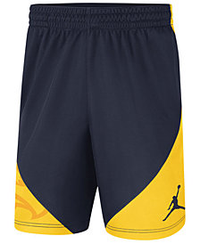 Nike Men's Marquette Golden Eagles Hybrid Shorts