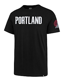 '47 Brand Men's Portland Trail Blazers Fieldhouse T-Shirt