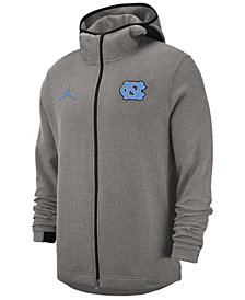 Nike Men's North Carolina Tar Heels Showtime Full-Zip Hooded Jacket