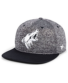 Authentic NHL Headwear Arizona Coyotes Emblem Snapback Cap