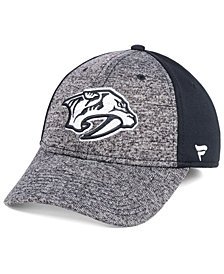 Authentic NHL Headwear Nashville Predators Speed Flex Cap