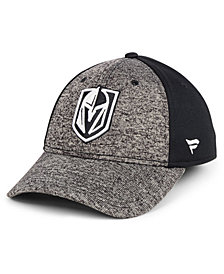 Authentic NHL Headwear Vegas Golden Knights Speed Flex Cap