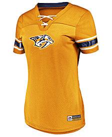 Majestic Women's Nashville Predators Draft Me T-Shirt