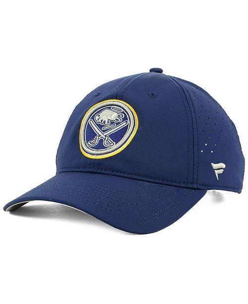 a02d030a0cc Authentic NHL Headwear Buffalo Sabres Pro Clutch Adjustable Cap ...