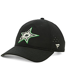 Authentic NHL Headwear Dallas Stars Pro Clutch Adjustable Cap