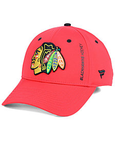 Authentic NHL Headwear Chicago Blackhawks Authentic Rinkside Flex Cap