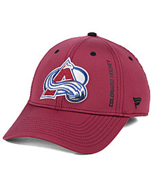 Authentic NHL Headwear Colorado Avalanche Authentic Rinkside Flex Cap