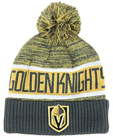 Vegas Golden Knights Goalie Knit Hat