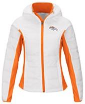 G-III Sports Women s Denver Broncos Defense Polyfill Jacket 0c7b835c8
