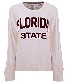 Women's Florida State Seminoles Cuddle Knit Sweatshirt