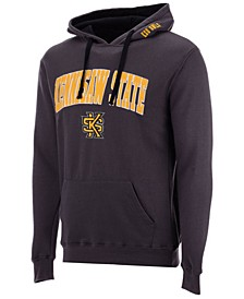 Men's Kennesaw State Owls Arch Logo Hoodie
