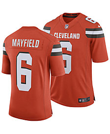 Nike Men's Baker Mayfield Cleveland Browns Limited Jersey