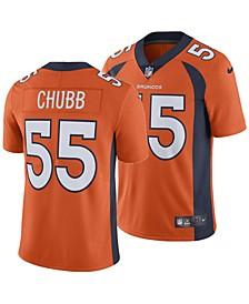 Men's Bradley Chubb Denver Broncos Vapor Untouchable Limited Jersey