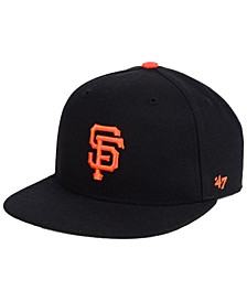 Boys' San Francisco Giants Basic Snapback Cap