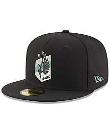 New Era Minnesota United FC Core 59FIFTY-FITTED Cap