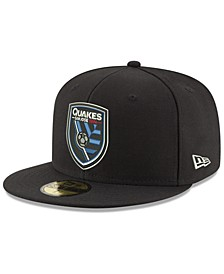 San Jose Earthquakes Core 59FIFTY-FITTED Cap