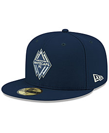 New Era Vancouver Whitecaps FC Core 59FIFTY-FITTED Cap