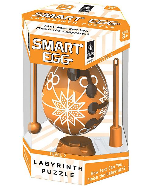 Areyougame Smart Egg Labyrinth Puzzle - Color Collection- Orange