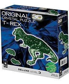 3D Crystal Puzzle - T-Rex - Dinosaur Toy