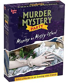 Murder Mystery Party - Murder on Misty Island