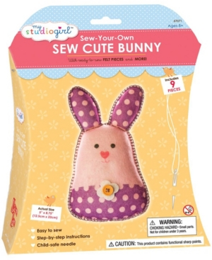 Sew-Your-Own Sew Cute - Bunny