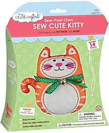 Sew-Your-Own Sew Cute - Kitty