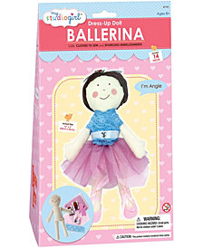 Dress-Up Doll - Ballerina