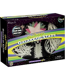 Glowing Galaxy of Stars