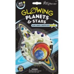 Glowing Planets and Stars