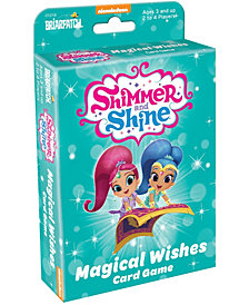 Shimmer and Shine Magical Wishes Card Game