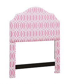 Iron gate Headboard, Twin